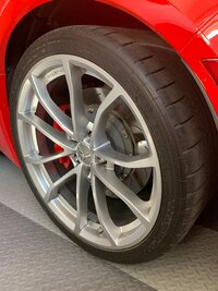 C7 Z06 or Grand Sport Rear Tires for sale
