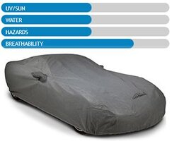 Fitted C4 breathable indoor/outdoor cover