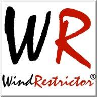 Windrestrictor