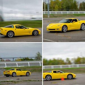 Racing the Flying Banana